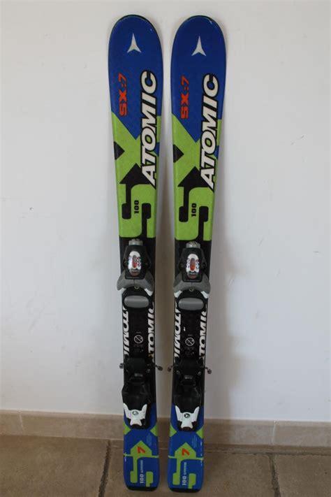 ski d occasion junior atomic sx7 pas cher a prix discount