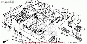 300ex Swingarm Diagram  300ex  Free Engine Image For User Manual Download