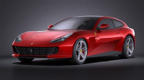 New Ferraris by 2017 Gtc4 Lusso Is The Brand New Name For