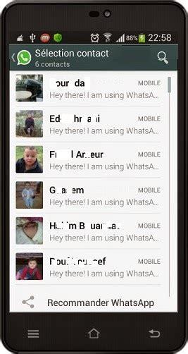 Whatsapp Mobile Site 1 Formation En Informatique