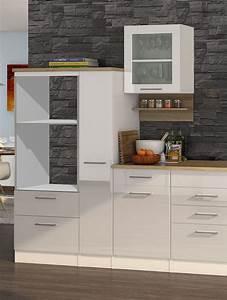Küchenzeile 360 Cm : k chenzeile m nchen vario 4 k chen leerblock breite 360 cm hochglanz wei k che k chenzeilen ~ Indierocktalk.com Haus und Dekorationen