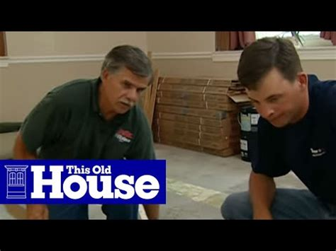 level  concrete floor   house youtube