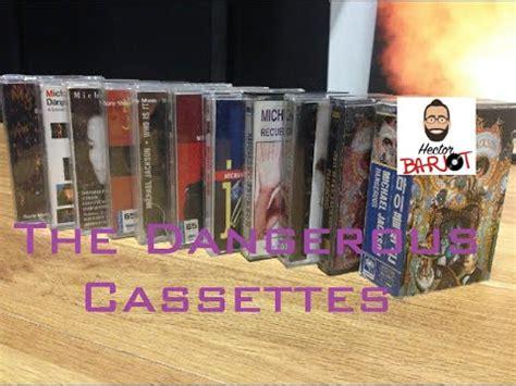 Michael Jackson Dangerous Cassette by S1 Ep29 Michael Jackson Dangerous Cassettes Era With