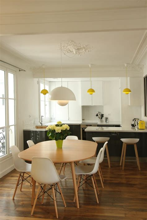 renovation dun appartement haussmannien par camille hermand