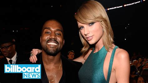 Taylor Swift Talks Ongoing Feud With Kanye West in New ...