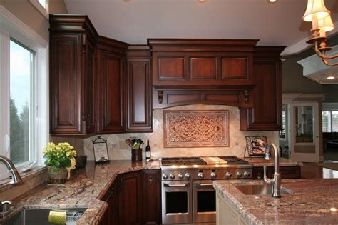 wood cabinet kitchens demiguel traditional kitchen san francisco by 6461
