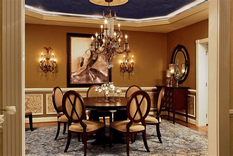 Victorian living room integrated with a rustic design. 15 Majestic Victorian Dining Rooms That Radiate Color and ...