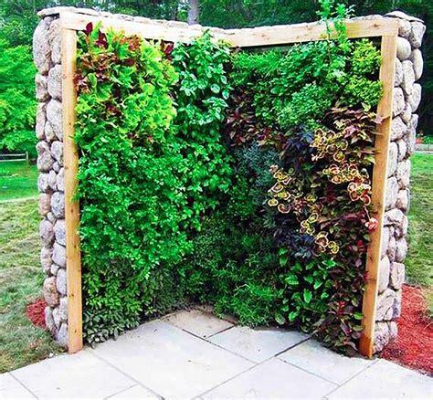 Herb & Salad Wall Vertical Garden  Off Grid World