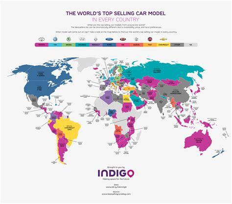 selling brands  models    world