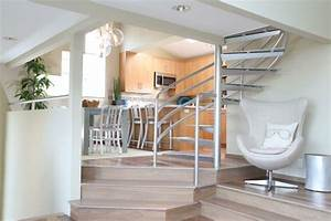 Escalier Quart Tournant Pas Cher : 50 best escalier images on pinterest ~ Premium-room.com Idées de Décoration