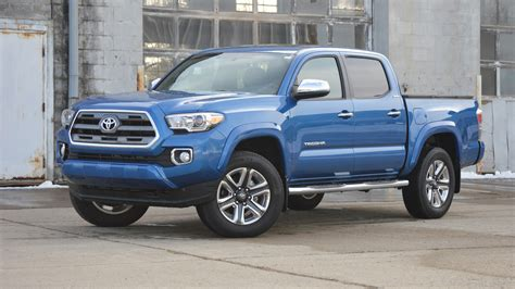 2016 Tacoma Review by Review 2016 Toyota Tacoma Motor1