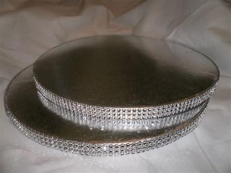 16 quot rhinestone cake stand cake base bling display base bling wedding centerpiece base