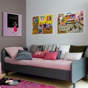 Matelas 120x200 laurette 120 x 200 cm lit enfant for Chambre design avec sommier et matelas 120x200