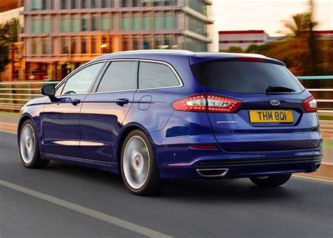 ford mondeo estate  tdci ps  road test road