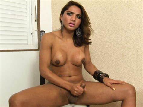 She Is A Best Innocent Tranny
