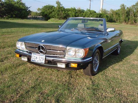 Modifikasi Mercedes Sl Class by Camiloaa 1984 Mercedes Sl Class Specs Photos
