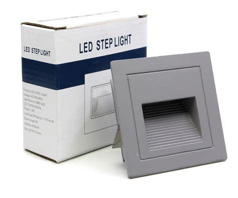 Treppenbeleuchtung Led Außen by Led Au 223 En Treppenbeleuchtung Ip65 Schutz 3w F 252 R Aussen