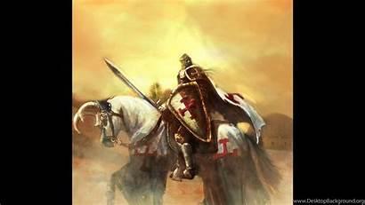 Templar Knight Wallpapers Desktop Background