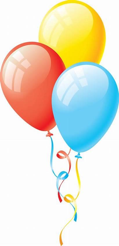 Birthday Balloons Celebrative Transparent Purepng