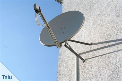 satellitenschüssel ausrichten winkel satellitensch 252 ssel ausrichten astra sat antenne richtig auf astra 19 2 ausrichten