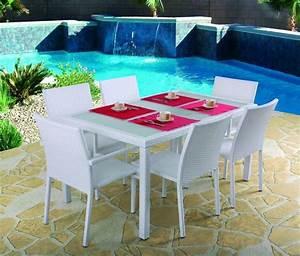 Table De Salon De Jardin Pas Cher : superior mobilier de jardin soldes 12 salon de jardin ~ Dailycaller-alerts.com Idées de Décoration