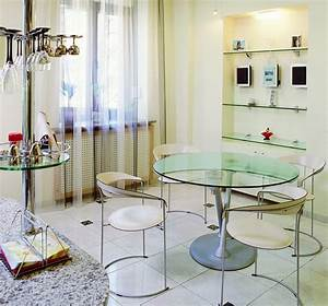 25 small dining table designs for small spaces With choosing glass dining room tables for small space