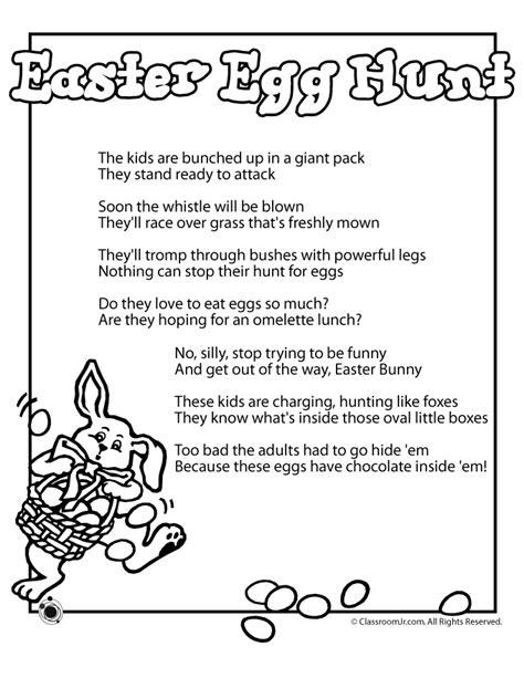 easter recitations for preschool printable easter poems woo jr activities 680