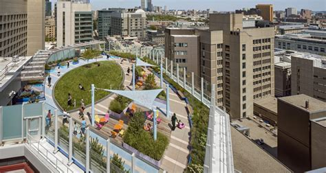Landscape design for children and their environments in urban context 299 as childhood has become more restricted, opportunities for interaction with nature and natural experience are even more critical (mark francis, in lyle, 1997). Boston Children's Hospital Rooftop Healing Garden ...