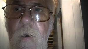 Angry grandpa destroys bathroom youtube for Angry grandpa destroys bathroom