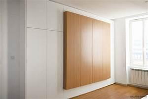 Dressing Autour Du Lit : dressing tete de lit guillaume coudert architecture d ~ Premium-room.com Idées de Décoration