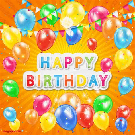 Birthday Wishes Animated Wallpaper - happy birthday animated gif ecard megaport media