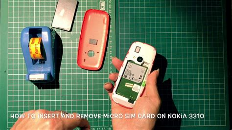 how to take sim card out of iphone 4 how to insert and remove micro sim card on nokia 3310 21407