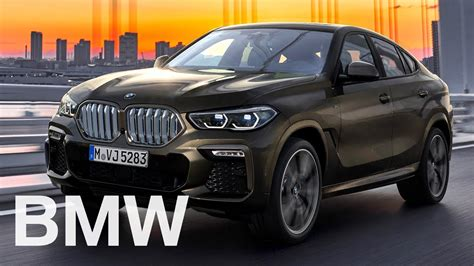 Bmw X6 Picture by Bmw Launches The New 2020 X6 Suv Coupe