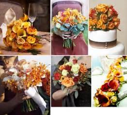 fall wedding flowers fall wedding diy flowers