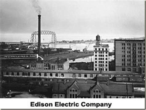 Edison Electric Light Company by Pdx Retro 187 Archive 187 Electric Company Incorporated