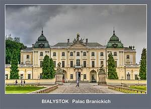 Poland Bialystok  Branicki Palace