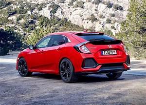 Honda Civic Hatchback : honda civic video review 2017 parkers ~ Maxctalentgroup.com Avis de Voitures