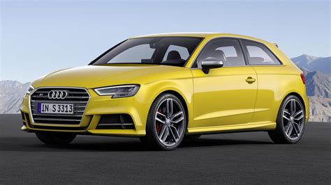 This Is The New Audi A3  Top Gear