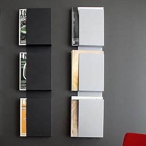 Zeitschriftenhalter Wand Weiß : wand magazinhalter wei von inno ordnung pinterest ~ Michelbontemps.com Haus und Dekorationen