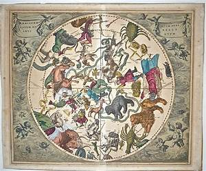 Old Astronomy Sky Chart - Pics about space