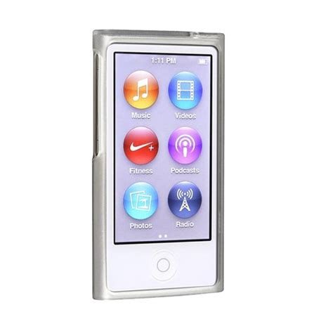 ipod nano generationen tpu rubber skin for apple ipod nano 7th generation ts ebay