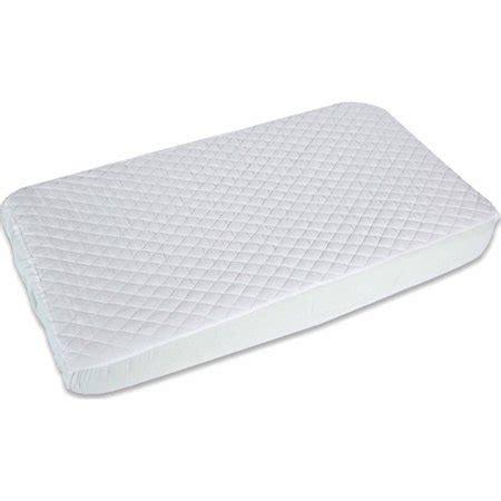 walmart baby mattress summer infant fitted crib mattress pad walmart