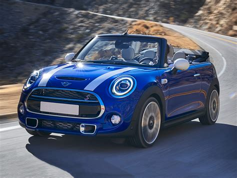 Mini Cooper Convertible 2019 by New 2019 Mini Mini Convertible Price Photos Reviews