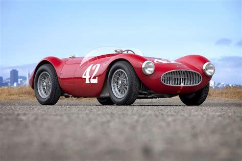 1953 Maserati A6gcs53 Spyder By Fantuzzi