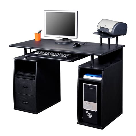 bureau ordinateur but bureau pour ordinateur table meuble pc informatique