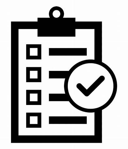 Checklist Transparent Icon Clipart Complaint Pikpng