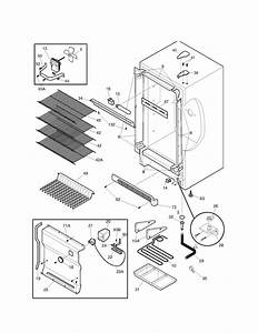 Kenmore Refrigerator System Parts