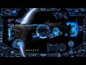 [Part 2] Futuristic Skin Neon Space Hologram CIA Tutorial