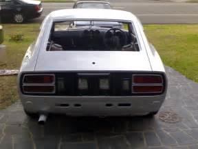 1976 Datsun 260z by Dat260z 1976 Datsun 260z Specs Photos Modification Info