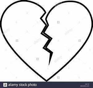 Broken Heart Images Black And White | www.pixshark.com ...